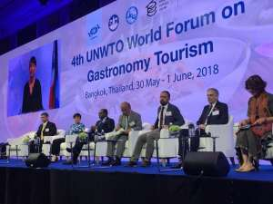 UNWTO World Forum on Gastronomy Tourism – seizing the power of technology