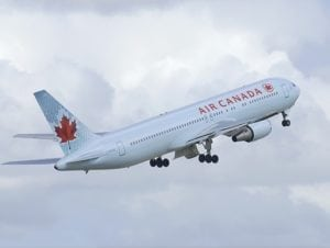 Air Canada taps into largest European market without trans-Atlantic flights