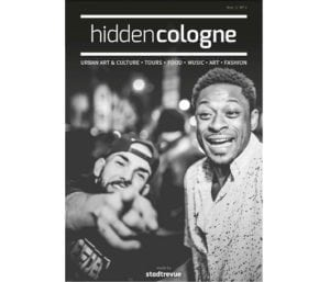 """Hidden Cologne: Urban city guide for city's guests and """"temporary citizens"""""""