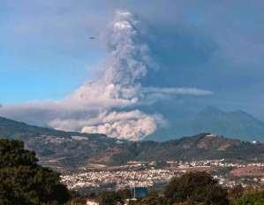 Guatemala volcano eruption: 25 dead, dozens missing, thousands fleeing the area
