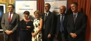 Air Transat presented in Rome its historic presence in Italy