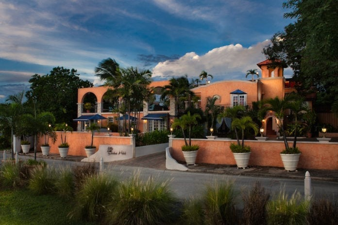 Little Arches Boutique Hotel awarded Gold in Barbados
