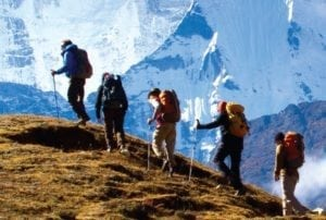 Growing adventure tourism in India