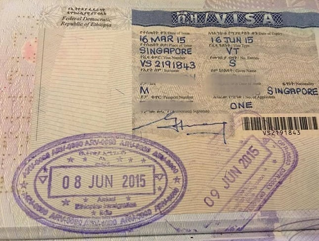 Ethiopia launches new E-Visa services