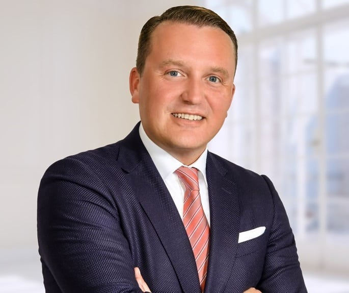 Almanac Hotels appoints Stefan Ludwig in two key roles in Vienna