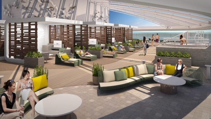 Princess Cruises unveils more standout features for its new Sky Princess