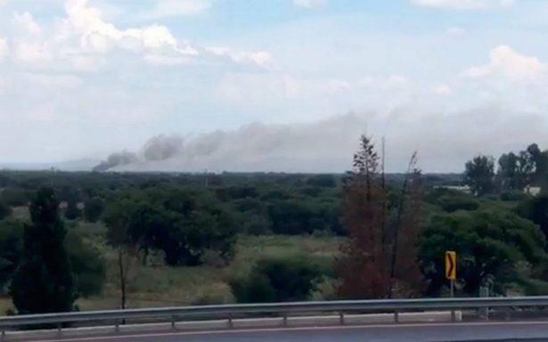 Aeromexico plane crashes near Guadalupe Victoria International Airport