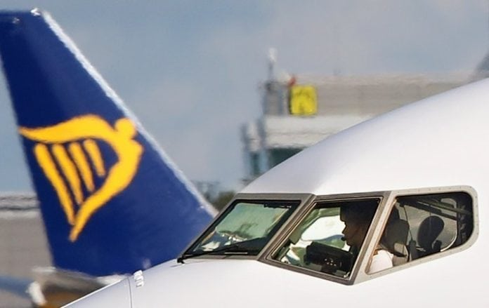 Union: Pilot unity prevails on the eve of industrial action at Ryanair