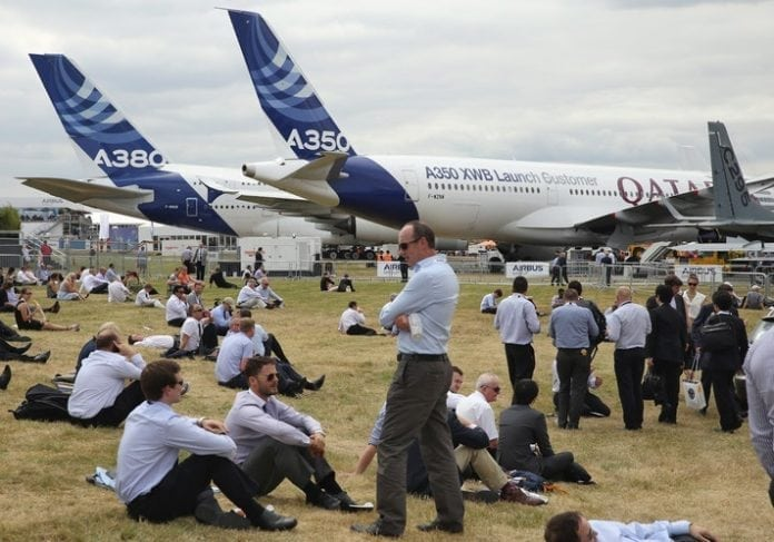 Airbus to showcase innovative products and services at 2018 Farnborough Airshow