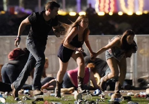 """Outrageous!"": Victims of 2017 Las Vegas mass shooting sued by MGM Resorts"