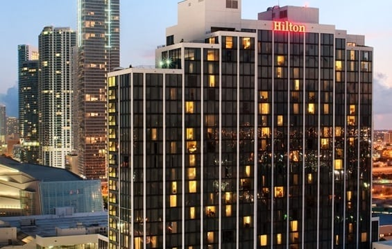 Hilton Miami Downtown completes $35 million renovations propertywide