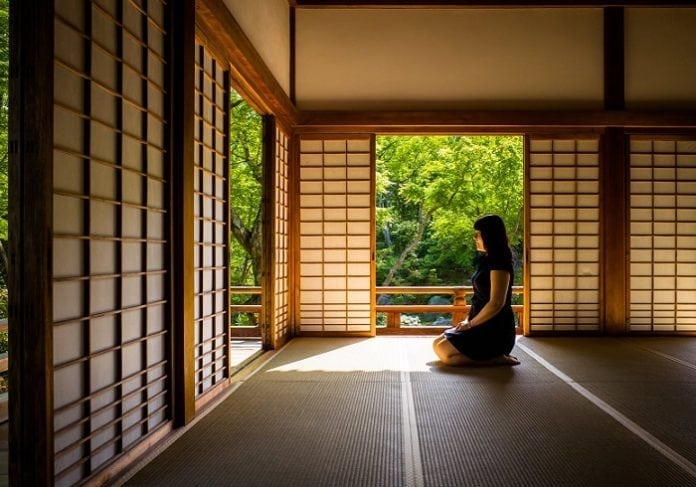 From temples to castles, Japan offers unique accommodation options