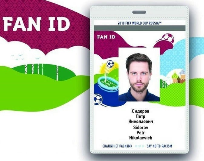 Russia extends visa-free entry for World Cup FAN ID holders until the end of year