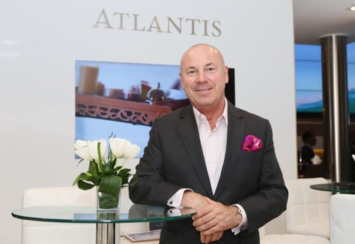 Dead in Dubai: Atlantis COO Serge Zaalof
