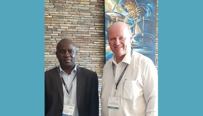 Uganda Tourism and Seychelles Tourism Consultant discuss Brand Africa and cooperation