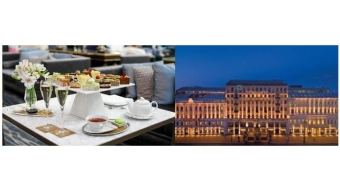 Corinthia Hotel St. Petersburg launches grand Afternoon Tea