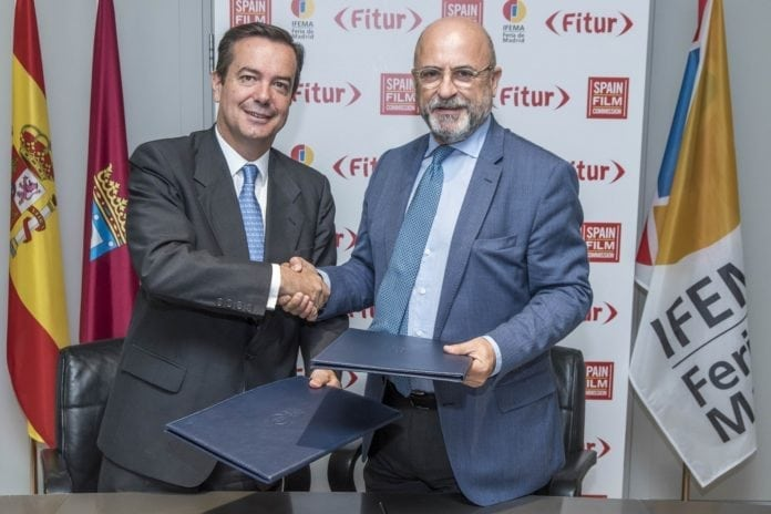 Connecting tourism and film industries at next FITUR 2019