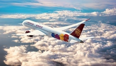 Juneyao Airlines unveils livery design for Boeing 787 fleet