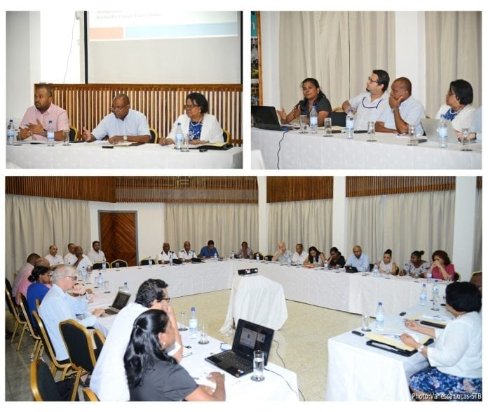 Seychelles Tourism stakeholders meet in third multi-sectoral meeting for 2018
