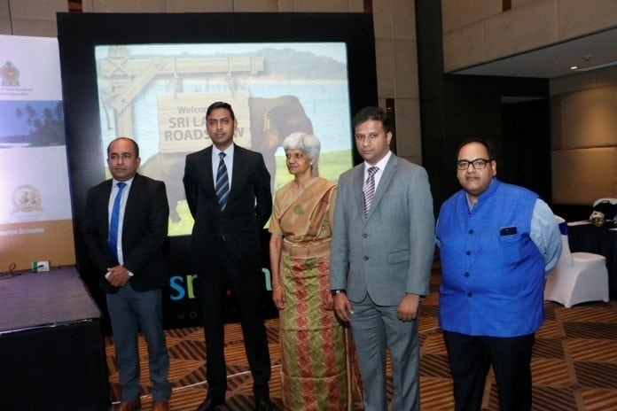 Sri Lanka Tourism roadshow in Chandigarh ends on high note