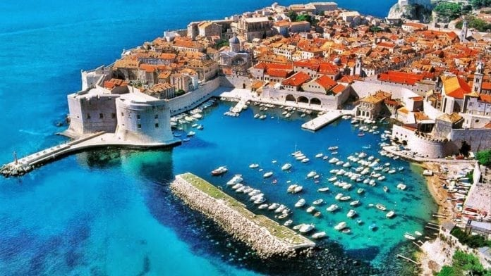 Croatia Tourism Booming with French and American Visitors courtesy of Russia