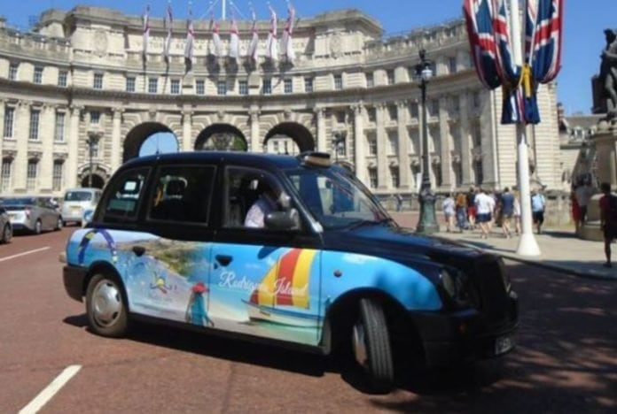 Taxi in London: Welcome to  Rodrigues Tourism Board