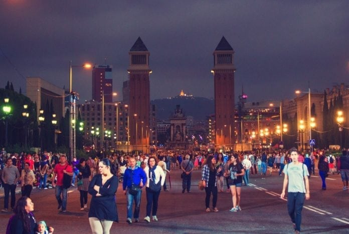 Barcelona's nightlife down 35% due to taxi drivers strike