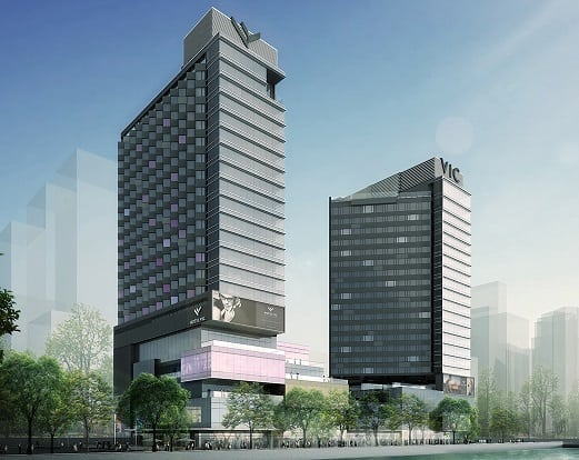 New hotel opens in Hong Kong trendy North Point district