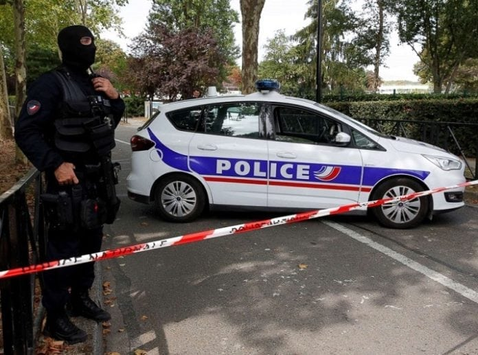 Two people killed, one critically wounded in Paris suburb knife attack