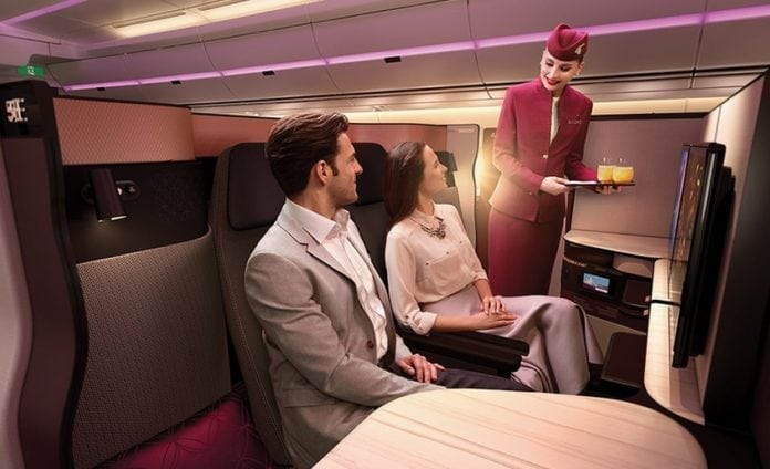 Qatar Airways to launch A350-1000 with Qsuite on Singapore and Haneda routes