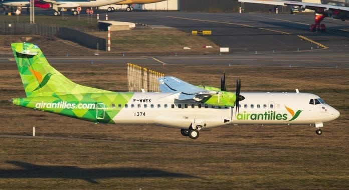 Dominica: Air Antilles adds 2016 additional seats into the Nature Island