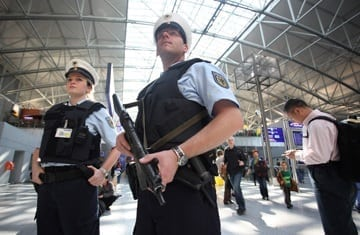 Police operation leads to delays and flight cancellations at Frankfurt Airport