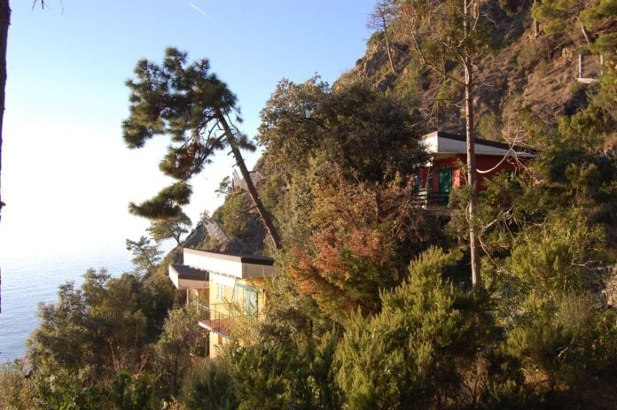 Chat with the author at Resort La Francesca (Cinque Terre, It): a 20-year journey