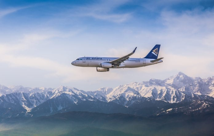 Air Astana: 10% increase in passenger traffic and a 17% uptick in revenues