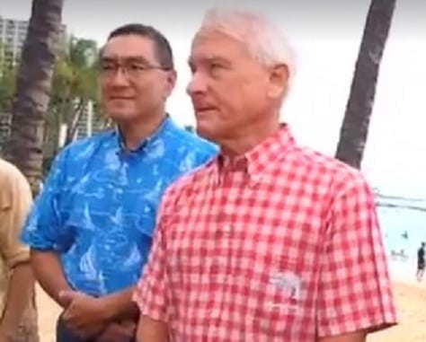 Mayor to Waikiki tourists: Hurricane coming closest to Oahu now