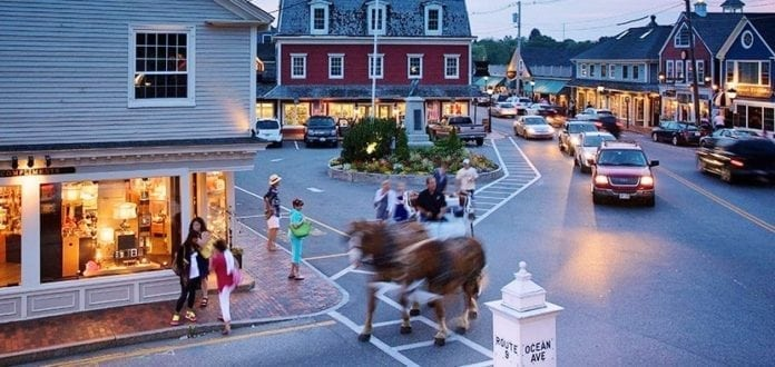 Kennebunkport second-most expensive destination in New England, according to survey