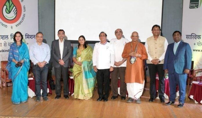 Hotel management institute in New Delhi promotes vegetarian food quality management