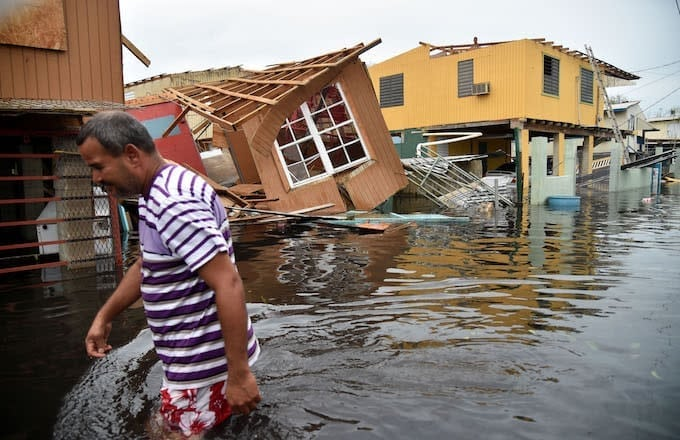 Trump praised only 16 dead: Now 1427 dead after Puerto Rico adjusted Hurricane casualties