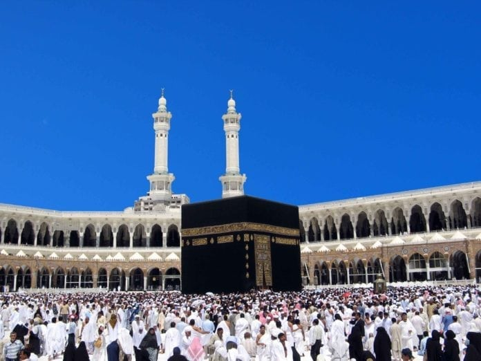 How to keep 3 million pilgrims safe in Mecca?