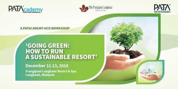 Learn the secrets of operating a sustainable resort