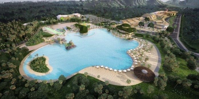 World-class $40 million family waterpark unveiled in Phuket