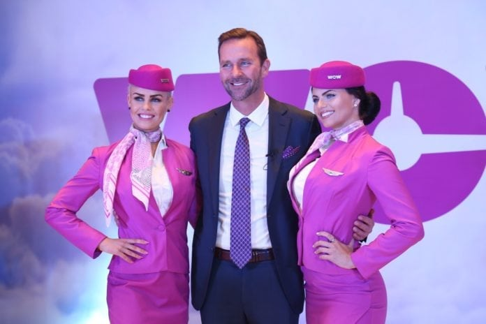 Americans now fly to India on WOW air