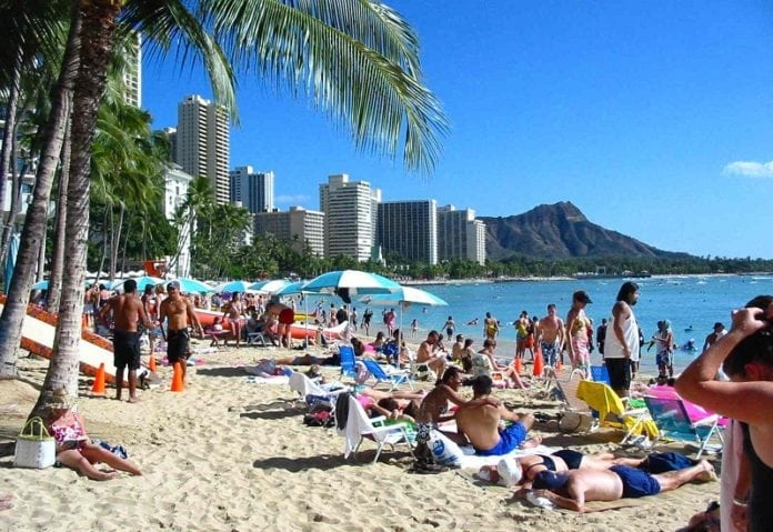 Is Charting the Course what the Hawaii Global Tourism Summit calls Overtourism?