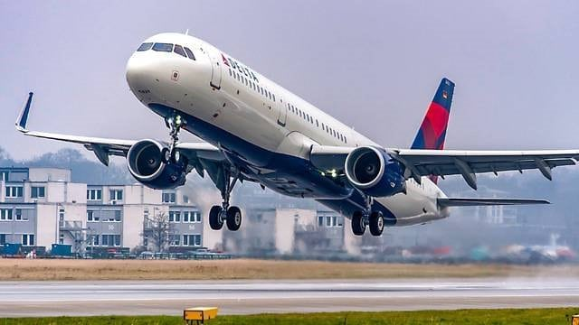 Delta Air Lines reports record operating performance for the month of August