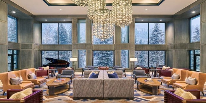 The Luxury Collection hotel in Vail Joins: First Ski Destination Resort In North America
