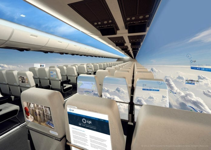 Trends for the aircraft cabin: We want your ideas!