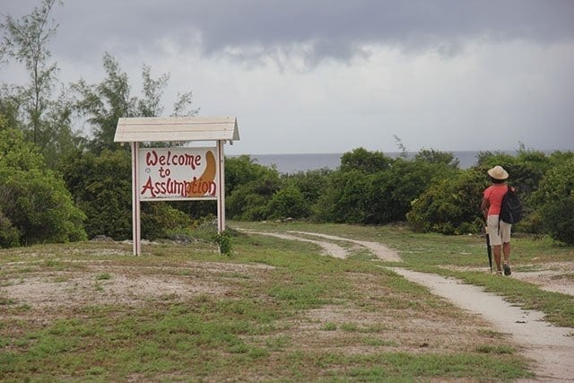 Seychelles' Assumption island named a clearance port