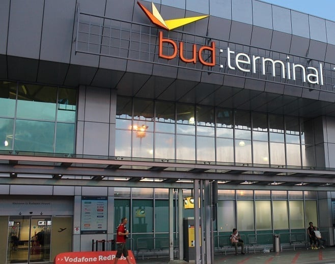 Budapest Airport welcomes Ryanair Italy flights