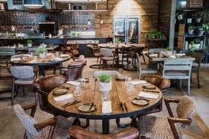 Corinthia new Erva restaurant