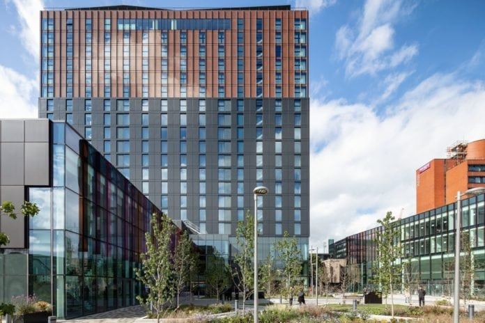 The Lume in Manchester welcomes its first hotel guest